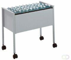 Grijze Durable Hangmappenwagen A6583-561 Folio L-Gr