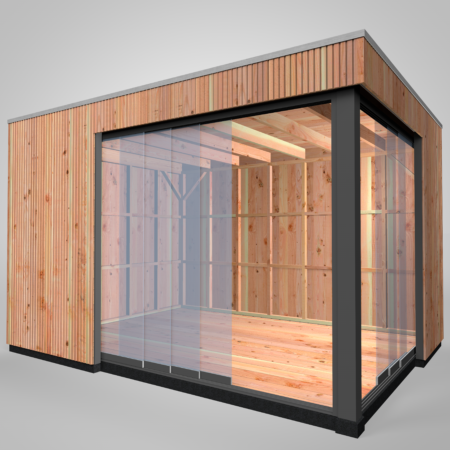 Afbeelding van Westwood | Buitenverblijf | Tiny House | Design | 400 x 300 cm | Verticaal |