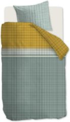 Beddinghouse Mirte Dekbedovertrek - eenpersoons - 140x200/220 cm - Groen