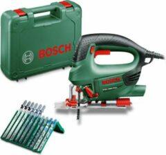 Bosch PST 800 PEL Decoupeerzaag - 530 Watt - Incl. Kunststof Koffer