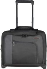 Briggs & Riley BRIGGS&RILEY VERB 2-ROLLEN BUSINESS TROLLEY 40 CM LAPTOPFACH schwarz