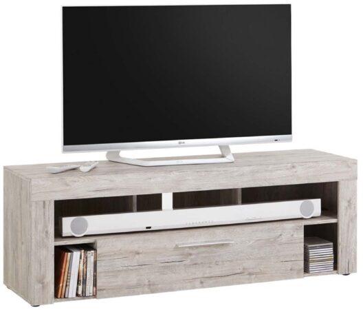 Afbeelding van FD Furniture Tv-meubel Raymond 150 cm breed - Zand eiken