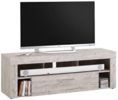 FD Furniture TV Meubel Raymond 150 cm breed - Zand eiken