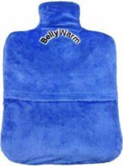 Benza Kersenpittenkruik - Warmte kruik - Warmtekussen - Koelelement - 30x20x3cm - Blauw