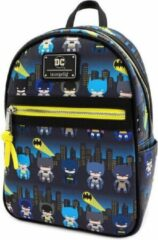 Merkloos / Sans marque DC Comics: Batman Faux Leather Mini Backpack