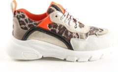 Clic! Sneakers beige - Maat 35