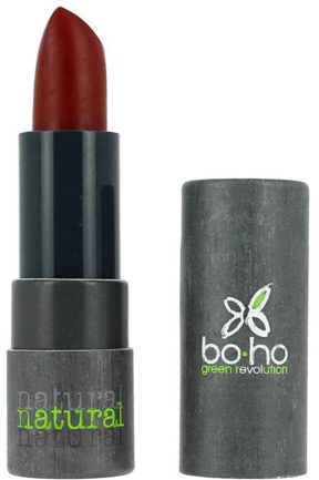 Afbeelding van Rode Boho Green make-up Boho Lipstick Mat Dekkend Tapis Rouge 105