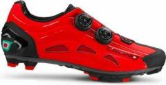 Crono Extrema 2 Mountainbikeschoenen Rood - Maat 47