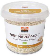 Mattisson Havermout fijn biologisch 400 Gram