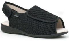 Zwarte Slippers Calzamedi Schoenen comfortabel