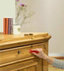 Bruine Edding 8901 meubel-reparatiewas-set, notenhout, per stuk in blisterverpakking
