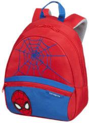 Rode Samsonite Kinderrugzak - Disney Ultimate 2.0 Backpack S Marvel Spider-Man
