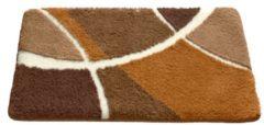 Bademattenserie 'Cadiz' Webschatz terra/beige