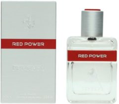 Ferrari Red Power Eau de Toilette 75ml für Herren