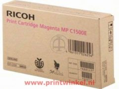 Ricoh inktcartridge DT1500MGT magenta, 3000 pagina's - OEM: 888549
