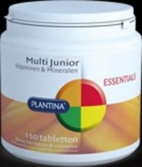 Plantina Essentials Multi Junior Tabletten
