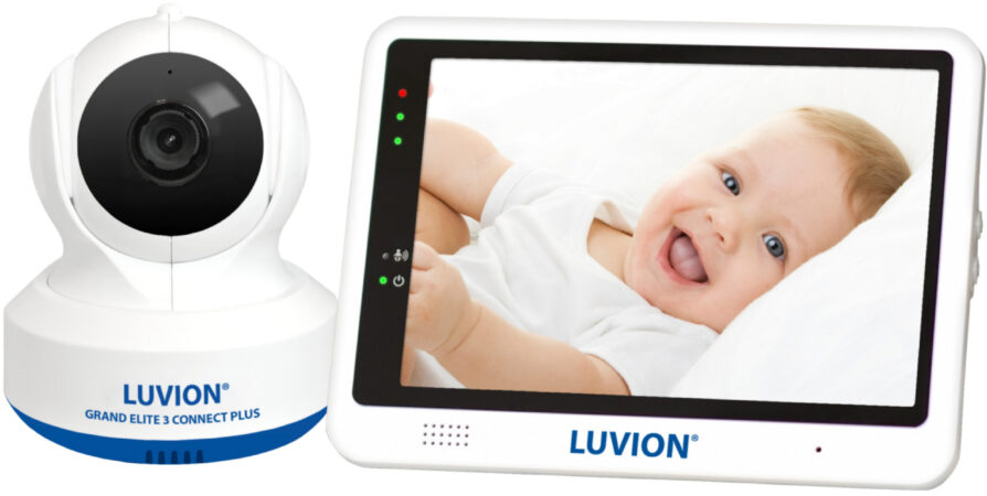 Afbeelding van Luvion Grand Elite 3 Connect Plus Babyfoon