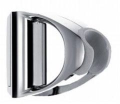 Hansgrohe Unica'D schuifstuk voor glijstang diameter 25 mm, chroom