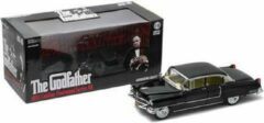 Zwarte Greenlight Cadillac Fleetwood Serie 60 van de film The Godfather 1972
