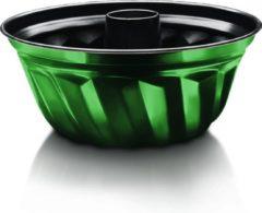 Groene Berlinger Haus - Tulbandvorm - Taartring - bakvorm - 25 cm - Emerald collection