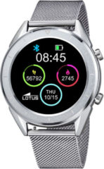 Lotus Smartime Display Smartwatch - Zilverkleurig