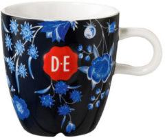Blauwe Douwe Egberts Hylper cappuccinomok - 30 cl - donkerblauw