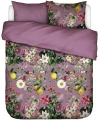 Essenza Home Essenza Mary - Dekbedovertrek - Lits-jumeaux - 240x200/220 cm + 2 kussenslopen 60x70 cm - Lilac