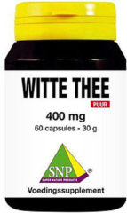 SNP Witte thee 400 mg puur 60 Capsules