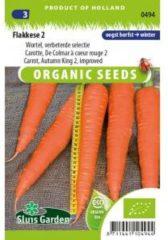 Oranje Sluis Garden - Wortel Flakkese 2, verbeterde selectie - BIO zaden