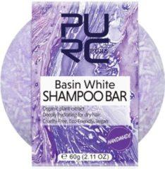 PURC Handmade shampoo bar - Basin white