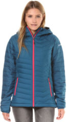 Columbia POWDER LITE HOOD OUTDOORJACKE Damen blau