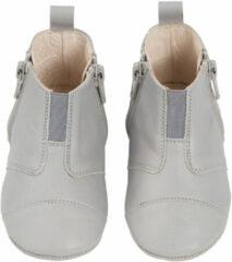 Dusq First Step Leather Babyschoentjes Cloud Grey Mt. 17-18