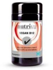 Nutriva Vegan B12 60 Compresse 60cpr integratore alimentare di Vitamina B12 CABASSI GIURIATI