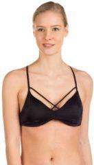 RVCA Solid Bralette Bikini Top