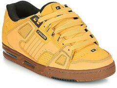 Gele Lage Sneakers Globe SABRE