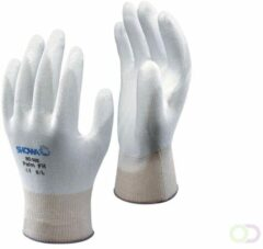 Showa BO-500 Palm Fit Glove Werkhandschoenen Zwart - Maat L