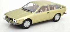 Groene Alfa Romeo Alfetta GT 1.8 1974 Light Green