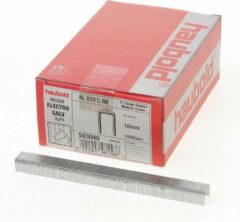 Haubold nieten cnk gegalvaniseerd KL800 10mm