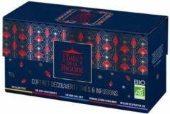 "Thés de la Pagode Thes de la Pagode - Cadeau theepakket BIO - Giftset - Kennismakingsbox Thee ""Imperial Nights"" (25 theezakjes)"