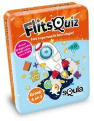 Kaartspel sQula - Flitsquiz 4/5 - Educatief spel Identity Games
