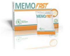 Laboratori nutriphyt Memofast Integratore per la Memoria 10 Bustine