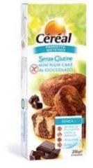 Tonacci aristide farmaceutici Cereal miniplumcake gocce cioccolato 200 g