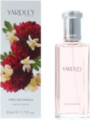 Yardley English Dahlia - 125ml - Eau de toilette