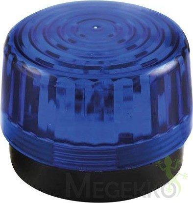 Afbeelding van Velleman HAA100BN Signaallamp LED Blauw Flitslicht 12 V/DC