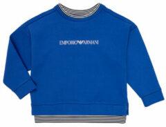 Blauwe Sweater Emporio Armani Aurèle