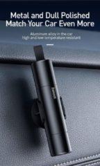 Grijze BAS Veiligheidshamer krachtig & hoge kwaliteit 2.1 / Veiligheidshamer Auto / Noodhamer Met Gordelsnijder / Noodhamer Voor In Je Auto