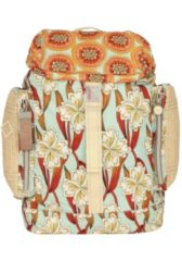 Oilily Whoopy Ornament Backpack LVZ OILILY 502 light turqoise