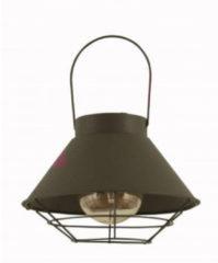 Bruine Luxform Lighting Luxform Solar Hanglamp Detroit
