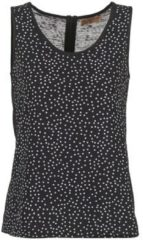 Zwarte Blouse Moony Mood EZTEL