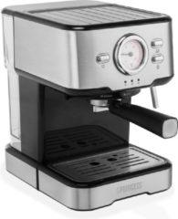 Grijze Princess Princess Espresso and Capsule Machine 01.249412.01.001